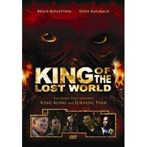 King of the Lost World Dvd