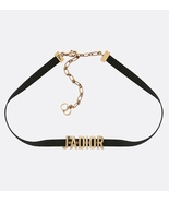 AUTH BNIB Christian Dior J'ADIOR Limited Edition Necklace Chain Choker Gold - $388.00