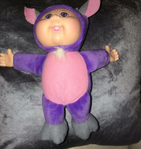 """Easter Cabbage Patch Baby  - 11"""" Adorable bunny Lavender pink outfit  Blue Eyes - $11.70"""