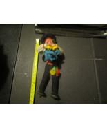 """Vintage Mascotes de Maria Helena Fabric Doll  7"""" Feito Em Portugal - $7.83"""