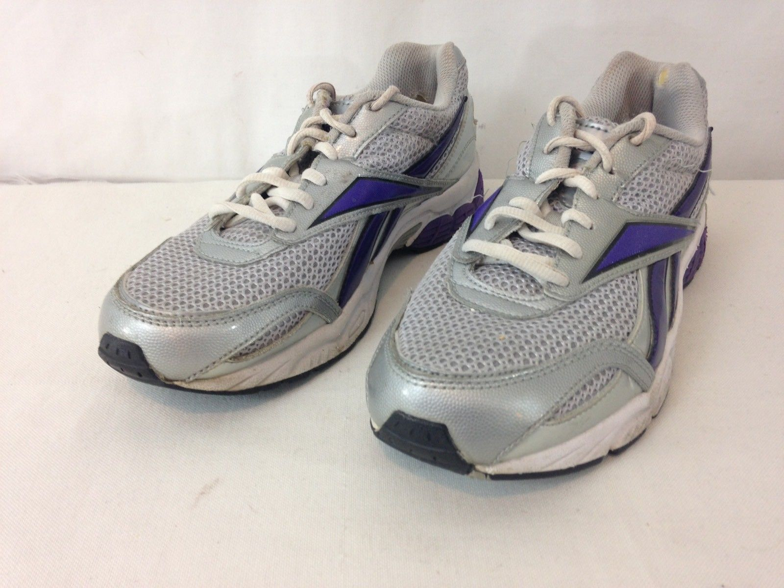 aac72d90 Reebok DMX Ride Womens 8 1/2 Silver Purple and 50 similar items