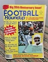 Football Roundup Fall 1979 Magazine Johnnie Johnson Texas on cover Vintage - $11.29