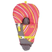 Full Throttle Baby-Safe Life Vest - Infant to 30lbs - Pink - $31.11