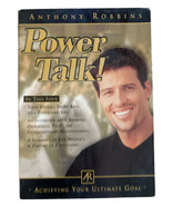 Anthony Robbins Power Talk Achieving Your Ultimate Goals CD Audiobook - $9.89