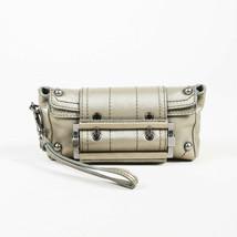 "Givenchy NWOT Gold Leather ""Clarabelle"" Wristlet - $360.00"