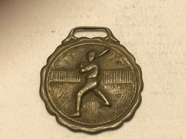 Vintage Watch Fob - Baseball - $39.74 CAD