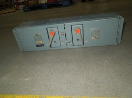 FPE QMQB1132 100/100A 3p 240V Twin Fusible Switch Unit Used - $600.00
