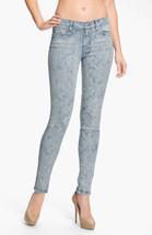 J Brand Vintage Bandana Super Skinny Leg Ankle Jeans $198 24 00 0 - $66.49