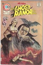Ghost Manor Comic 2nd Series #24, Charlton Comics 1975 FINE- - $4.99