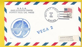 Vega 2 Ames Research Center Moffet Field,加利福尼亚州3月9日1986年3月9日 -  $ 1.98