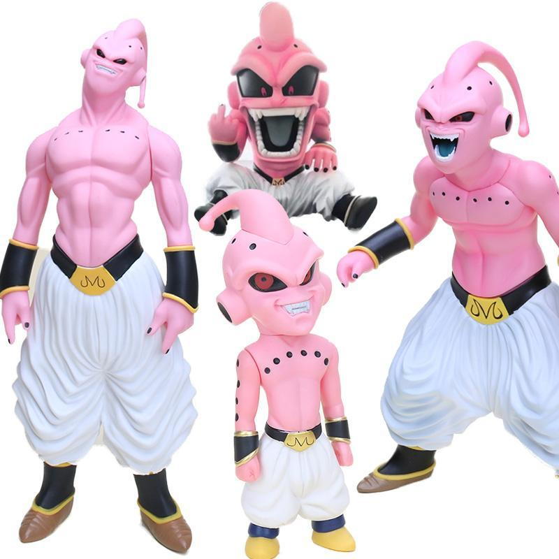 4 Styles Dragon Ball Z Majin Buu Boo Super And 15 Similar Items