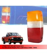 RH REAR TAIL LIGHT LENS LENSES FOR Mitsubishi Mighty Max L200 Triton 198... - $12.97