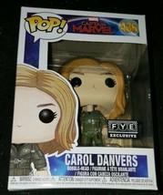 Funko Pop Marvel - Captain Marvel Carol Danvers FYE Exclusive - $19.20