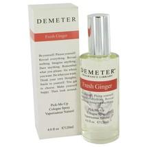 Demeter by Demeter Fresh Ginger Cologne Spray 4 oz for Women - $24.86