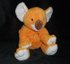 Ty Pluffies 2003 Pookie Orange Baby Koala Teddy Bear Stuffed Animal Plush Toy - $22.21