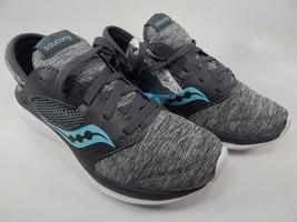 Saucony Kineta Relay Size 7 M (B) EU 38 Women's Running Shoes Grey S15244-10 - $54.74