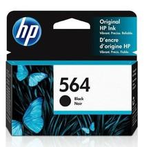 HP 564 | Ink Cartridge | Black | CB316WN | Dec 2016 - $13.10