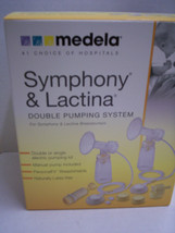 Medela Symphony & Lactina Double Pumping System, Brand New In Original Box - $57.99