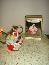 Hallmark 1994 Chris Mouse Jelly 10th In Series Ornament - $11.99