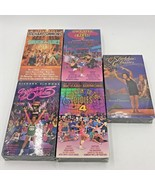 Richard Simmons Sweatin to the Oldies 1 2 3 4 Stretchin Classics 5 VHS T... - $24.95