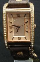 MICHAEL KORS Quartz analog wristwatch  MK-2214  111112 F/S  Very Good From JP - $188.09
