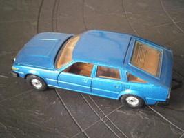 CORGI TOYS MODELLO AUTO ROVER 3500 COLOR BLU METALLIZZATO 1979 - $17.57