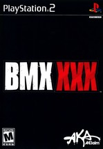 BMX XXX Playstation 2 PS2  Disk Only - $13.43
