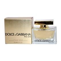 Dolce & Gabbana The One 2.5oz/75ml Women's Eau De Parfum Spray,New /Box ... - $72.27