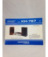 Pioneer ORIGINAL OWNER'S MANUAL ONLY for KH-767 - $9.89