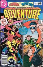 Adventure Comics Comic Book #467 DC Comics 1980 NEAR MINT NEW UNREAD - $15.44