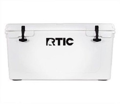 NEW 2017 DESIGN RTIC 65 White Beer Bottle Storage Cooler Free Shipping - $287.09