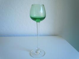 Lenox Gems Green Cordial Glass - $13.85