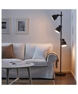 IKEA HEKTAR Floor Lamp With 3-Spotlights Dark Gray - $98.99