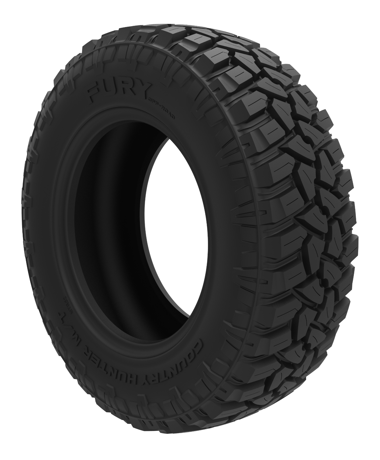 42X16.50R30LT FURY OFF-ROAD COUNTRY HUNTER M/T II 127Q 10PLY (SET OF 4) image 3