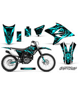 Yamaha TTR 230 Dirt Bike Graphic Sticker Kit Decal MX Wrap 2005-2017 NIG... - $118.75