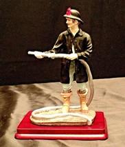 Fireman Figurine AA20-2150 Vintage image 1