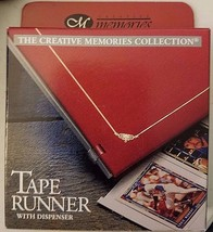 The Creative Memories Collection: Tape Runner with Dispenser NEW in box - $9.70