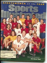 Sports Illustrated 12/22/1999-Spoertswomen of The Year-World Cup Champion US ... - $27.89