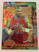 Topps 1994 #187 Kevin Duckworth Basketball Card Holographic - $4.94