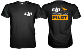 Dji Phantom Pilot Men's T-Shirt Drone Shirt Size S, M, L, Xl, 2XL, 3XL - $20.30+