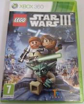Xbox 360 Lego Star Wars 3 the Clone Wars-Nla VideoGames  - $20.44