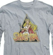 She-Ra Princess of Power Retro 80's Cartoon long sleeve graphic t-shirt DRM102C image 2