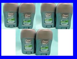 6 Dove Men Care Antiperspirant 48hr Deodorant Minerals + Sage Travel 0.5 Oz New! - $11.85