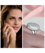 925 Sterling Silver Twilight Bella's Wedding Ring Engagement Jewelry Fu... - $65.99+