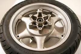 1991 Suzuki GSX1100G Katana 1100 GSX1100 91 Rear Wheel - $92.91
