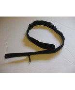30.5 Inch Black Nylon Continuous Zipper Plastic Coiled Bag/Purse Clothing  - $7.65