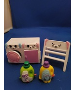 Shopkins Happy Places Bunny Laundry  - $12.00