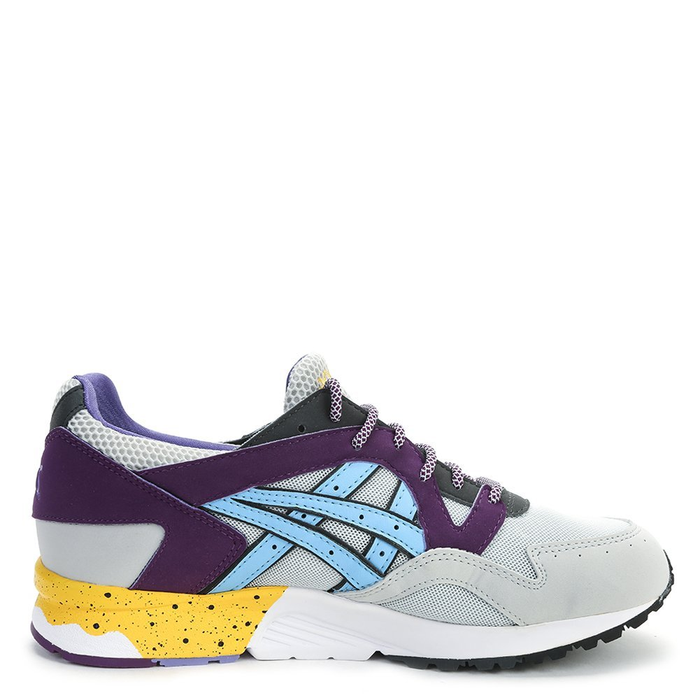 Asics Unisex Gel Lyte V Sneakers H429Y.1041 Soft Grey/Light Blue SZ 7.5 M (US)
