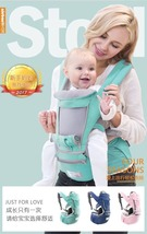 Ergonomic Baby Carrier Infant Kid Baby Hip seat Sling Front Facing Kanga... - $52.99