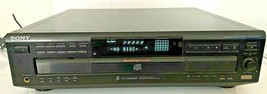 Sony CDP-CE535 Mega Storage 5 Disc CD Player Digital Optical - No Remote - $89.99